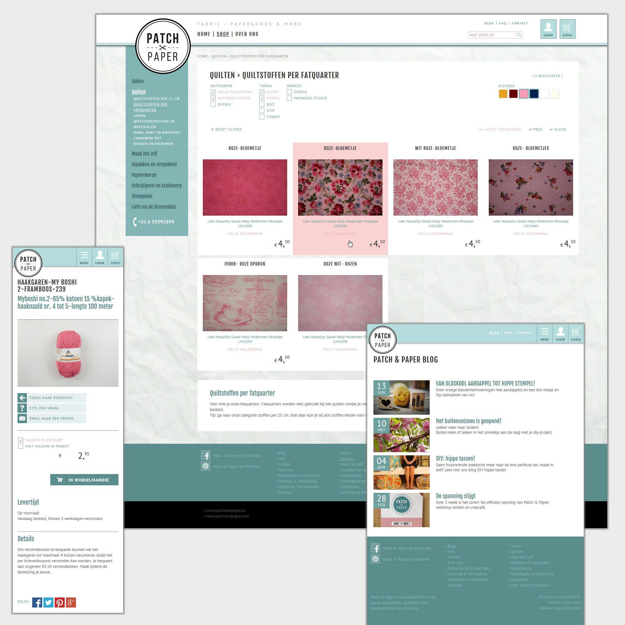 patch-paper-webshop-design
